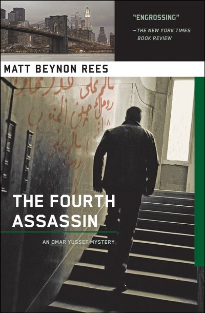Buy The Fourth Assassin at Amazon