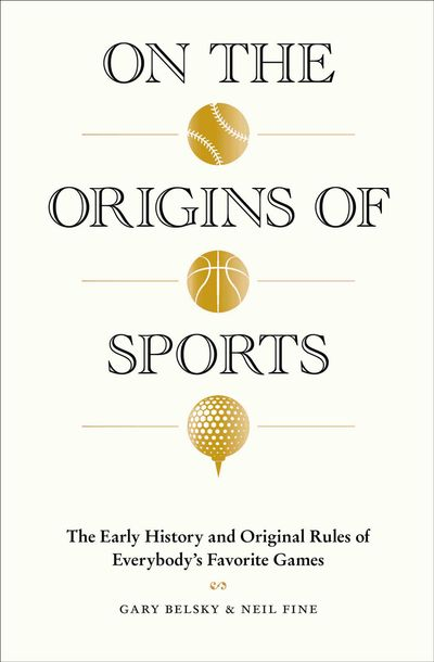 Buy On the Origins of Sports at Amazon