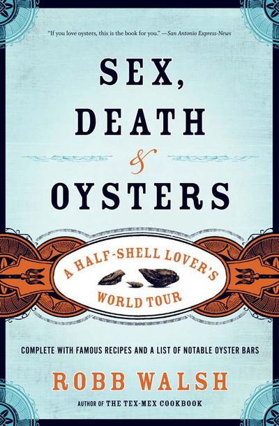 Buy Sex, Death & Oysters at Amazon