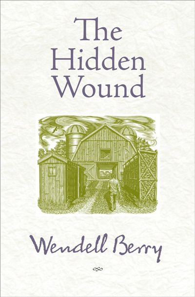 Buy The Hidden Wound at Amazon