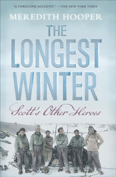 Buy The Longest Winter at Amazon
