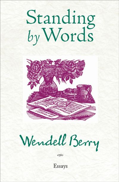 Buy Standing by Words at Amazon