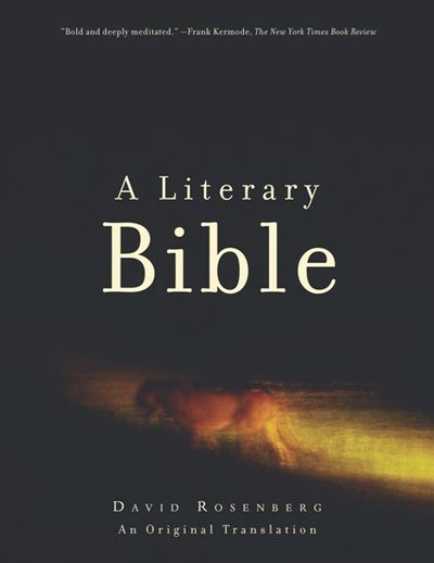 Buy A Literary Bible at Amazon