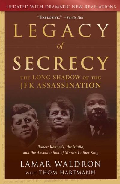 Buy Legacy of Secrecy at Amazon