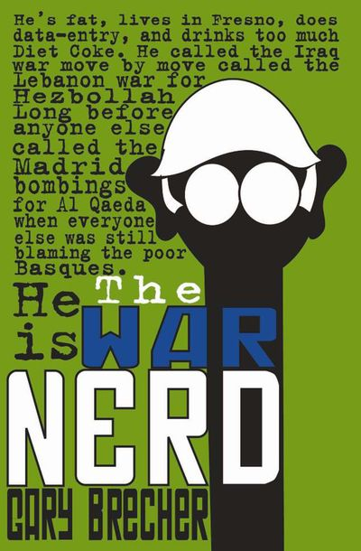 Buy The War Nerd at Amazon