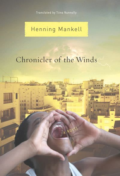 Buy Chronicler of the Winds at Amazon