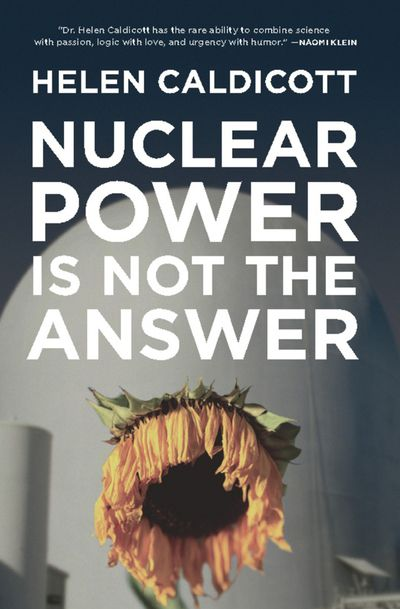 Buy Nuclear Power Is Not the Answer at Amazon