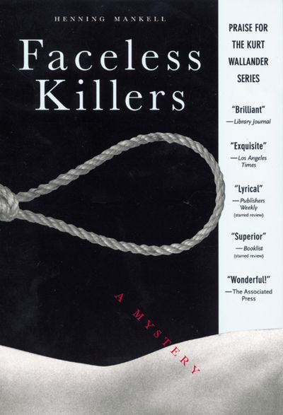 Buy Faceless Killers at Amazon