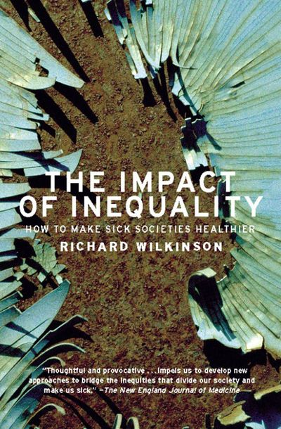 Buy The Impact of Inequality at Amazon