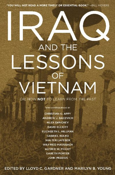 Buy Iraq and the Lessons of Vietnam at Amazon
