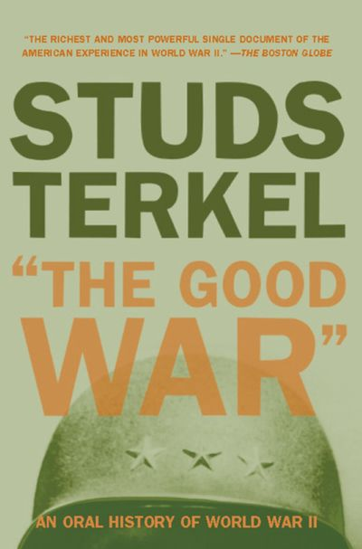 "Buy ""The Good War"" at Amazon"