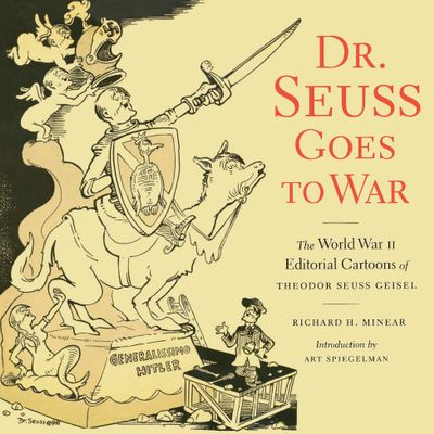 Buy Dr. Seuss Goes to War at Amazon