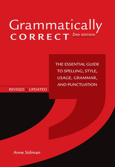 Buy Grammatically Correct at Amazon