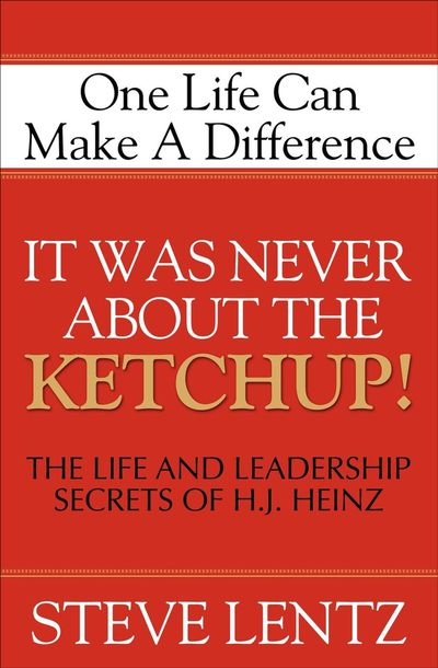 Buy It Was Never About the Ketchup! at Amazon