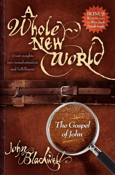 Buy A Whole New World: The Gospel of John at Amazon