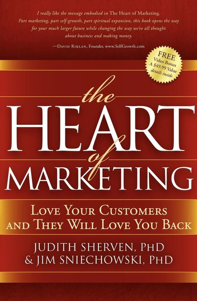 Buy The Heart of Marketing at Amazon