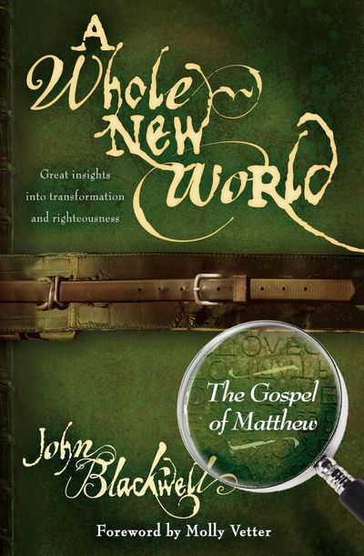 Buy A Whole New World: The Gospel of Matthew at Amazon