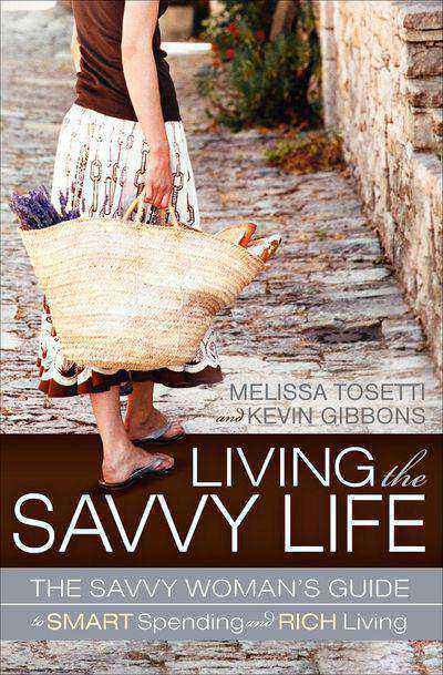 Buy Living the Savvy Life at Amazon