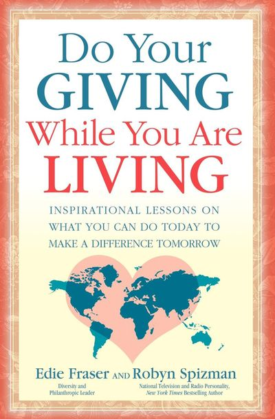 Buy Do Your Giving While You Are Living at Amazon