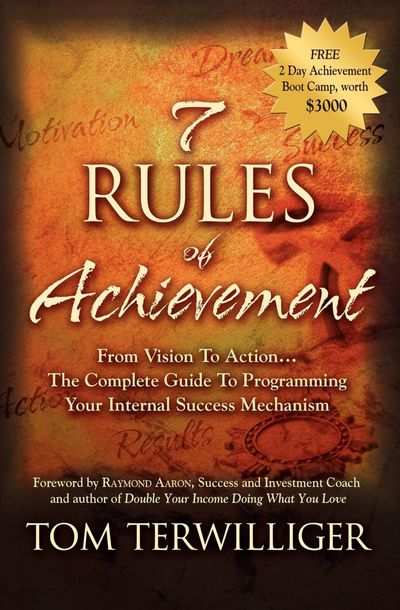 Buy 7 Rules of Achievement at Amazon