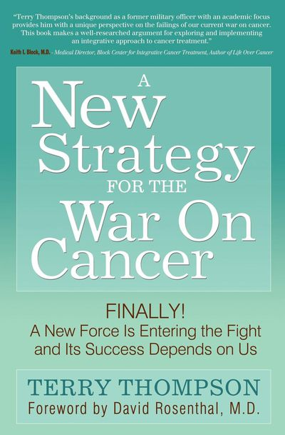 Buy A New Strategy For The War On Cancer at Amazon