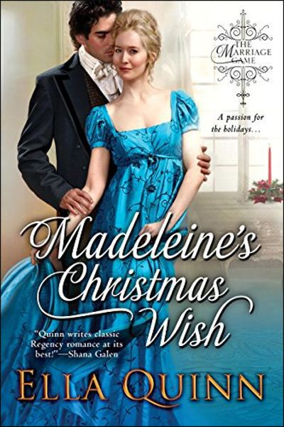 Buy Madeleine's Christmas Wish at Amazon