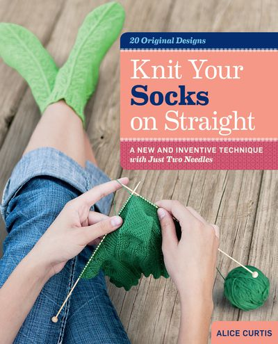 Buy Knit Your Socks on Straight at Amazon