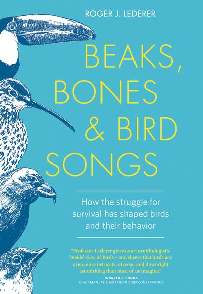 Buy Beaks, Bones & Bird Songs at Amazon