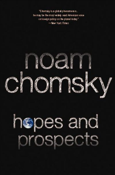 Buy Hopes and Prospects at Amazon