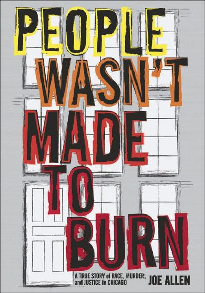 Buy People Wasn't Made to Burn at Amazon