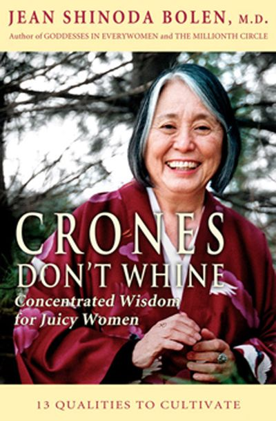 Buy Crones Don't Whine at Amazon