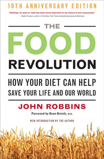 Buy The Food Revolution at Amazon