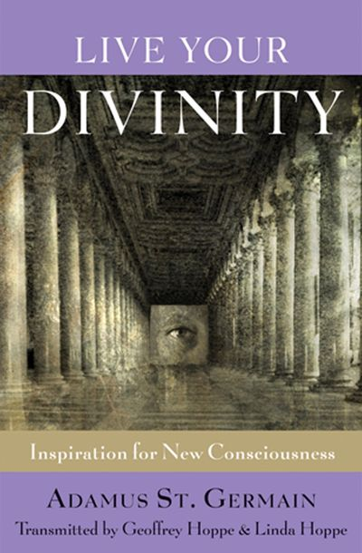 Buy Live Your Divinity at Amazon