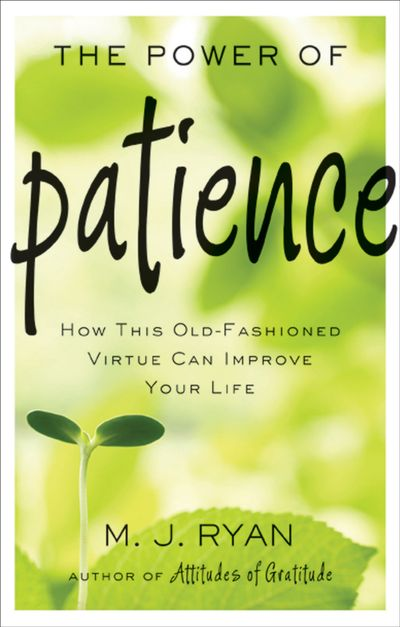 Buy The Power of Patience at Amazon