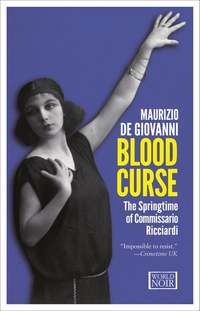 Buy Blood Curse at Amazon