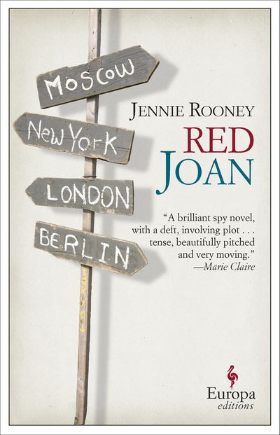 Buy Red Joan at Amazon