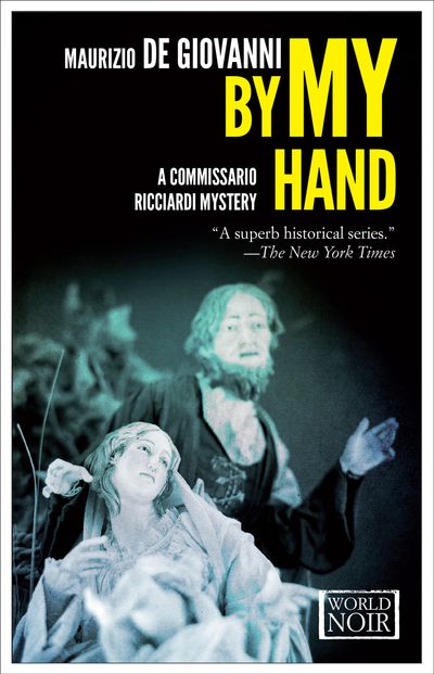 Buy By My Hand at Amazon