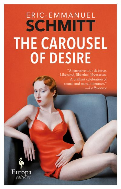 Buy The Carousel of Desire at Amazon