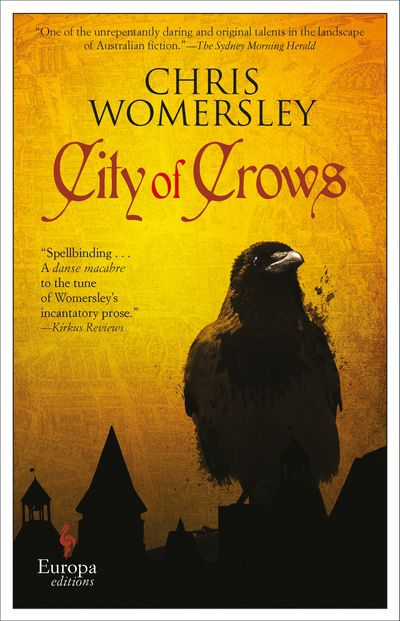 Buy City of Crows at Amazon