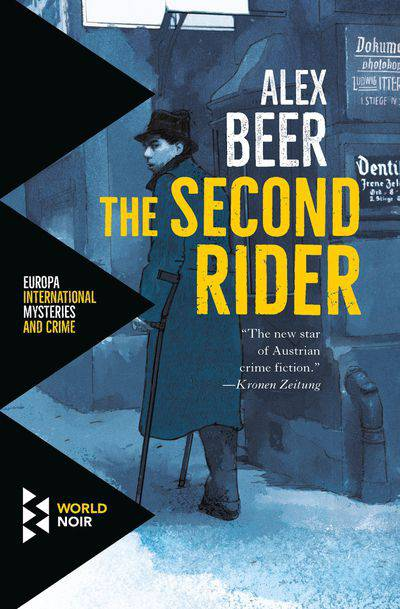 Buy The Second Rider at Amazon