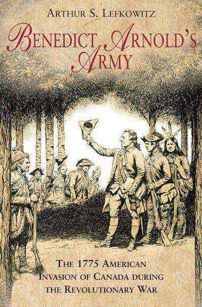Buy Benedict Arnold's Army at Amazon