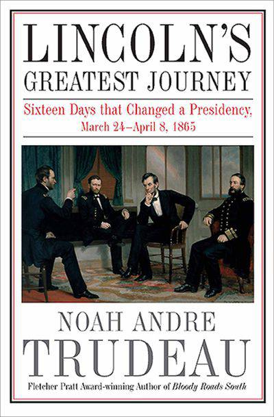 Buy Lincoln's Greatest Journey at Amazon
