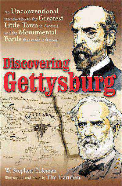 Buy Discovering Gettysburg at Amazon