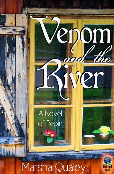 Buy Venom and the River at Amazon