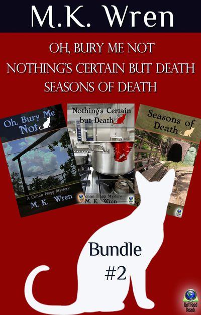 Buy The Conan Flagg Mysteries, Bundle #2 at Amazon