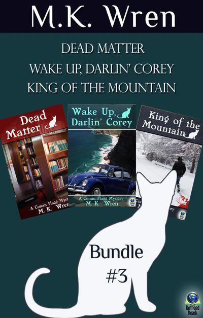 Buy The Conan Flagg Mysteries, Bundle #3 at Amazon