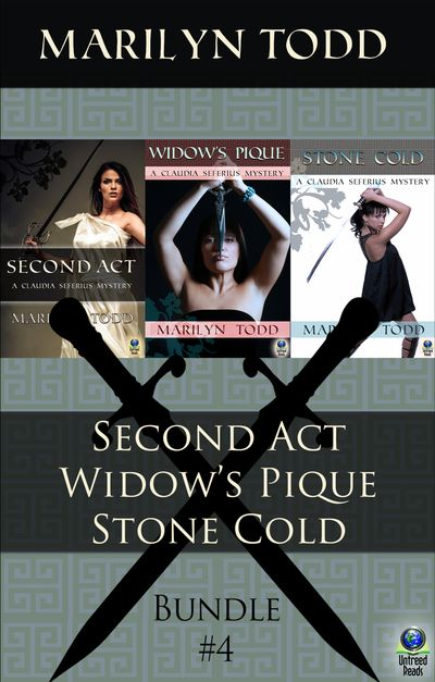 Buy The Claudia Seferius Mysteries, Bundle #4 at Amazon