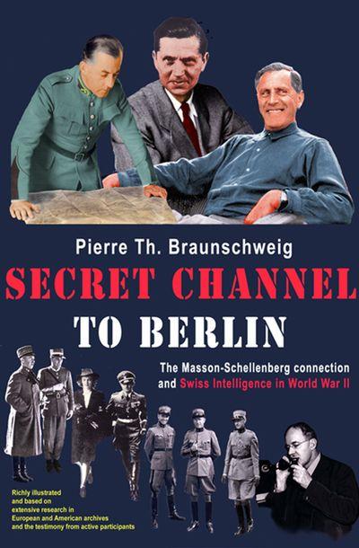 Buy Secret Channel to Berlin at Amazon