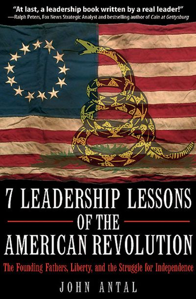 Buy 7 Leadership Lessons of the American Revolution at Amazon