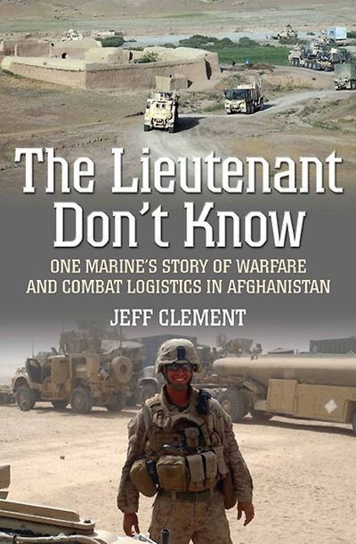 Buy The Lieutenant Don't Know at Amazon